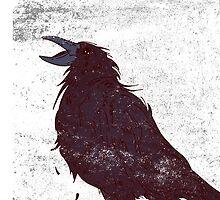 The Dark Bird by Caleb Kroemer