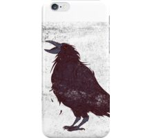 The Dark Bird iPhone Case/Skin