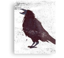 The Dark Bird Metal Print