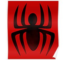 Spiderman Insignia Poster