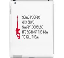 some people iPad Case/Skin