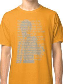 EZEKIEL 25 . 17 Classic T-Shirt