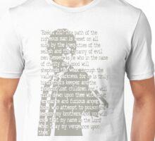 EZEKIEL 25 . 17 Unisex T-Shirt