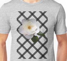 FLOWER GRID Unisex T-Shirt