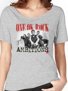 One Ok Rock Ambitions Album!!! BW Women's Relaxed Fit T-Shirt