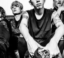 One Ok Rock Ambitions Album!!! BW Sticker