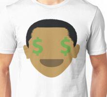 """Barack """"The Emoji"""" Obama Money Face Unisex T-Shirt"""