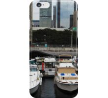Looking Downtown iPhone Case/Skin