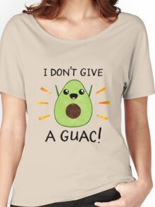 I don't give a guac! Women's Relaxed Fit T-Shirt