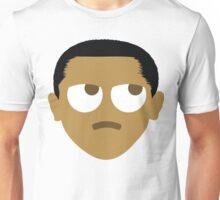 """Barack """"The Emoji"""" Obama Thinking Hard and Hmm Face Unisex T-Shirt"""