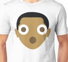 """Barack """"The Emoji"""" Obama Shocked and Surprised Face Unisex T-Shirt"""