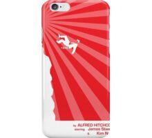 Alfred Hitchcock - Vertigo iPhone Case/Skin