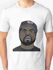 Ice Cube Cartoon T-Shirt