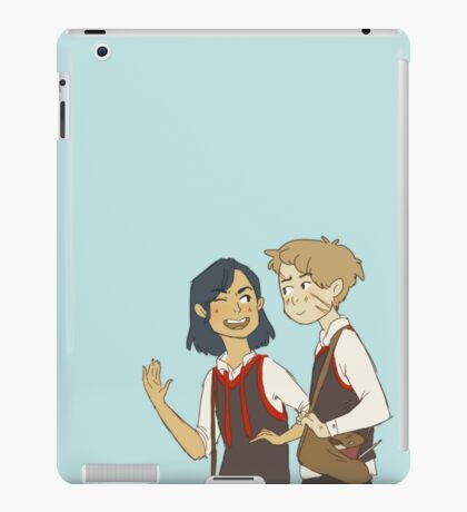 Padfoot n Moony iPad Case/Skin