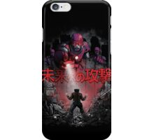 Attack on the Future iPhone Case/Skin