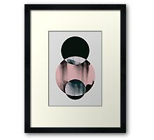 Minimalism 14 Framed Print