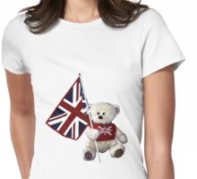 Flying the Flag Womens Fitted T-Shirt
