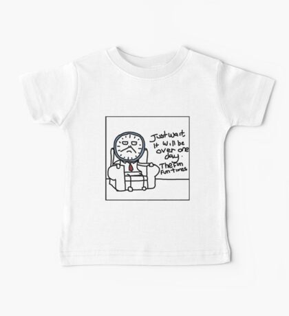 Time Baby Tee