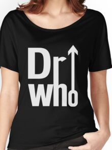 Doctor (The) Who - White Women's Relaxed Fit T-Shirt