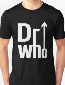 Doctor (The) Who - White Unisex T-Shirt