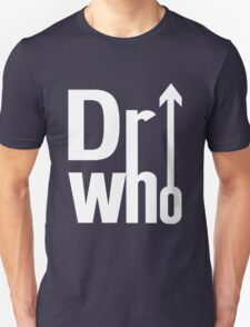 Doctor (The) Who - White T-Shirt