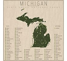 Michigan Parks Photographic Print