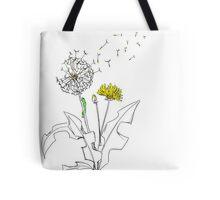 Dandelions 1 Tote Bag