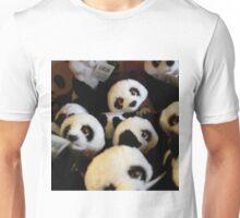Plush of Panda's Unisex T-Shirt