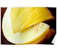 Honeydew Melon Poster