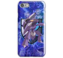 Genesect - The Purple Menace [v1] iPhone Case/Skin