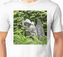 Don't blink, don't look away! Unisex T-Shirt