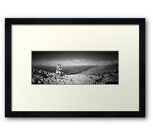 Ben Nevis Cairn Framed Print