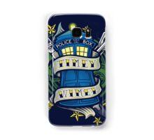 Timey Wimey (iphone case1) Samsung Galaxy Case/Skin