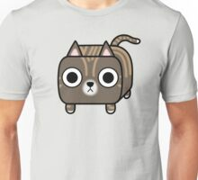 Cat Loaf - Brown Tabby Kitty Unisex T-Shirt