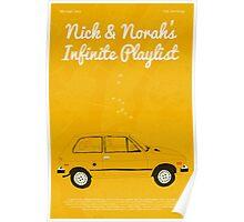 Nick & Norah's Infinite Playlist Poster