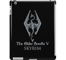 The Elder Scrolls V: Skyrim iPad Case/Skin
