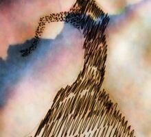 Dancer in the dark 2 Sticker