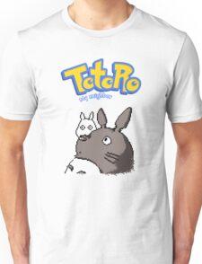 Totoro My Neighbor 8 bit Unisex T-Shirt