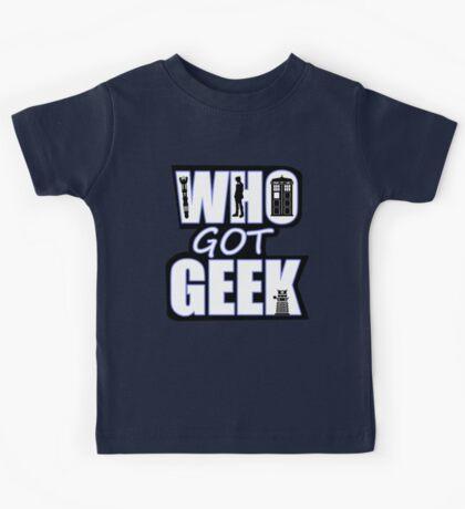Who Got Geek Kids Clothes