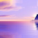 Sunset Royale II by Hugh Fathers
