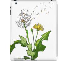 Dandelions 2 iPad Case/Skin