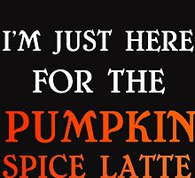 PUMPKIN SPICE LATTE by Divertions