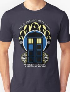 The Companions Club Unisex T-Shirt