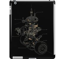 Recycling Robot iPad Case/Skin
