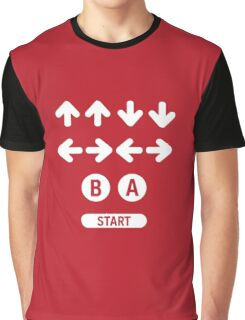 Contra Code Gamers Graphic T-Shirt