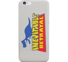 A Story of Inevitable Betrayal iPhone Case/Skin