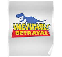 A Story of Inevitable Betrayal Poster