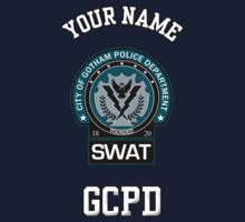 Custom Gotham Police - DO NOT ORDER -  EXAMPLE ONLY - SEE DESCRIPTION by CallsignShirts