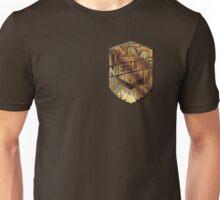 Custom Dredd Badge - Niebling Unisex T-Shirt