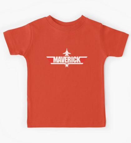 Custom Top Gun - Maverick Kids Tee